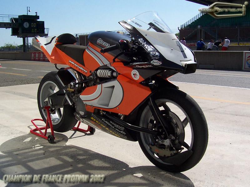 Moto Prototype Yamaha
